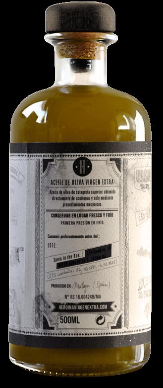 heroina-aceite-virgen-extra-hojiblanca-botella-diseño-web-garajegrafico-detras